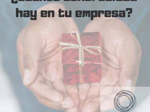 ¿Cuánta generosidad hay en tu empresa?