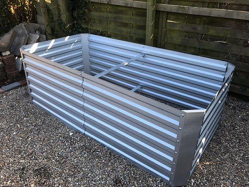 Rectangular Raised bed L180cm xH 60cm x W90cm