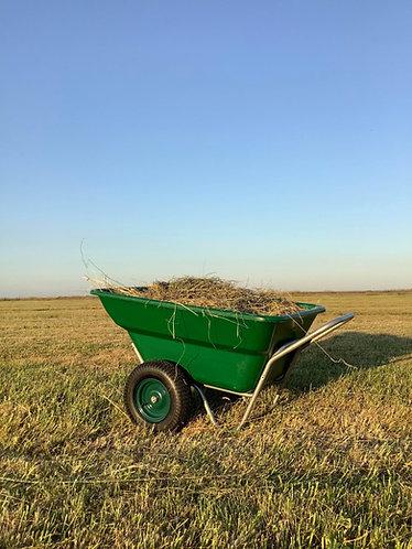 Giant 300 litre 2 wheeled Wheelbarrow