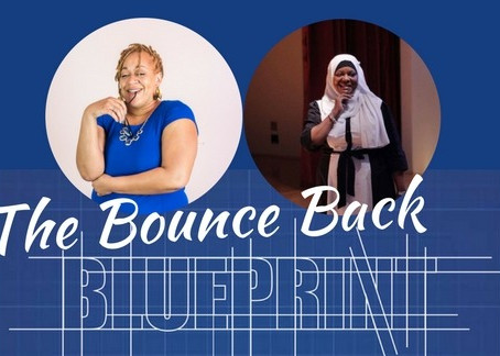 The Bounceback blueprint:  the power+Planning brunch for women moving from setback to comeback