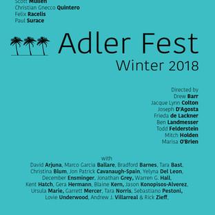 Adler Fest 2018