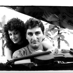 Tommy Eyre & Scarlet Rivera