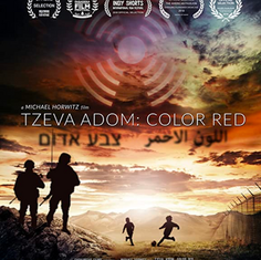 Tzeva Adom: The Color Red
