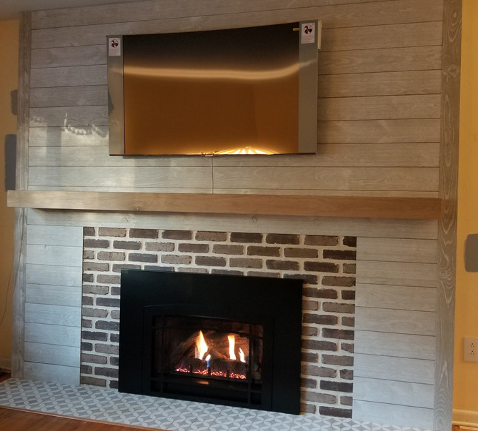 When a Masonry Fireplace fails an Inspection