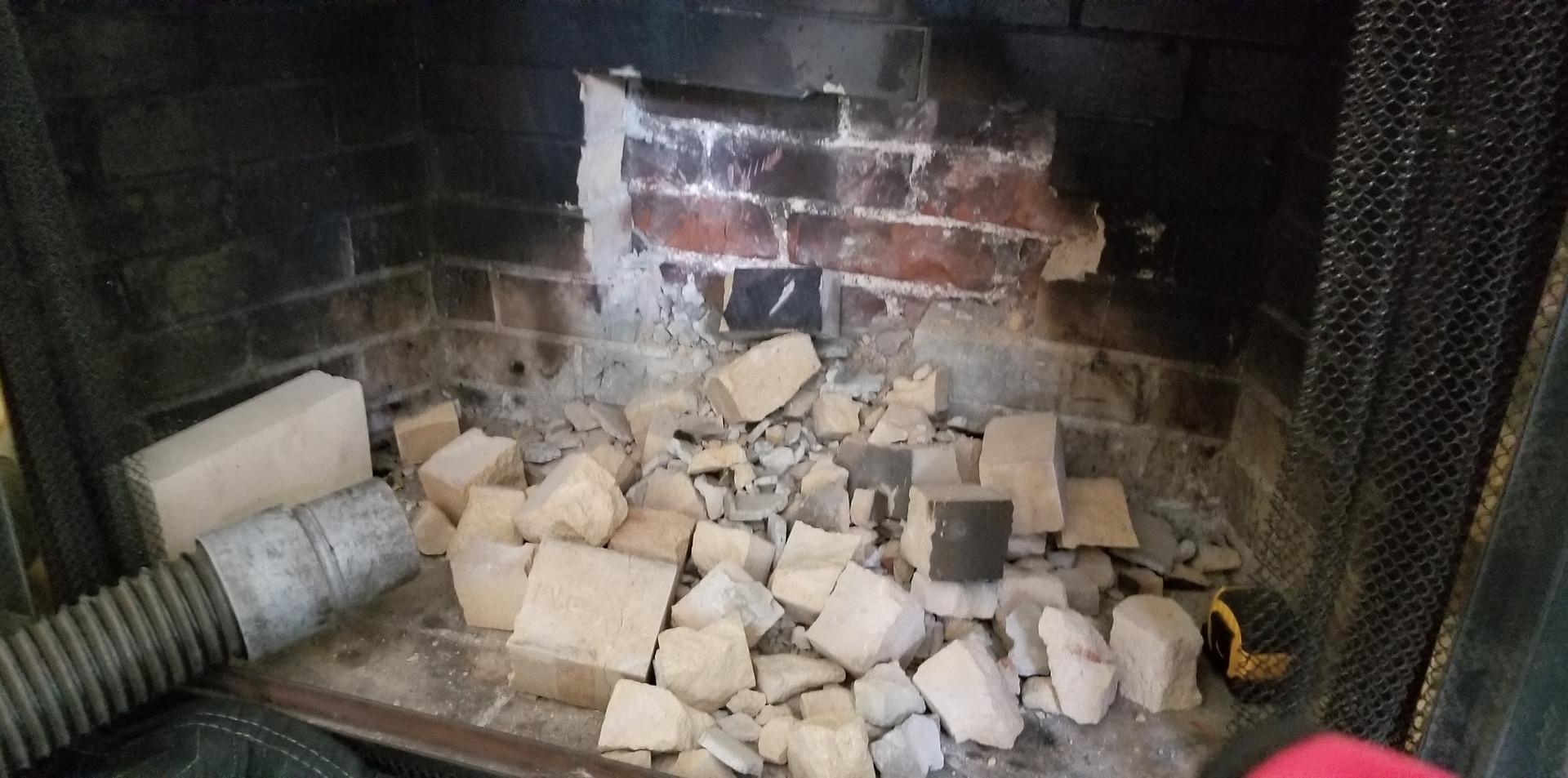 Firebox Rebuild