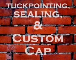 Tuckpointing, Sealing, & Custom Cap.png