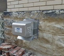 Power-Vented Boiler