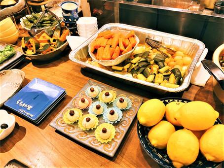 野寄聖統社長がワイオリで開催した「チュニジア料理イベント」に行ってきました!