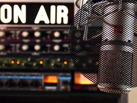 野寄社長がラジオ出演!ラジオだからこその魅力もあります