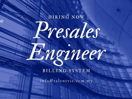 Presales Engineer