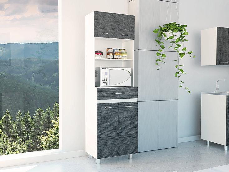 Caribe (Microwave Cabinet)