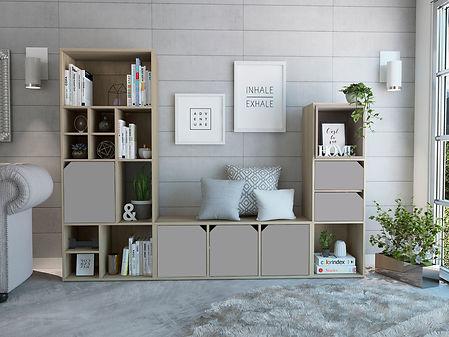 Biblioteca Fiji_Rovere Taupe (Modulacion