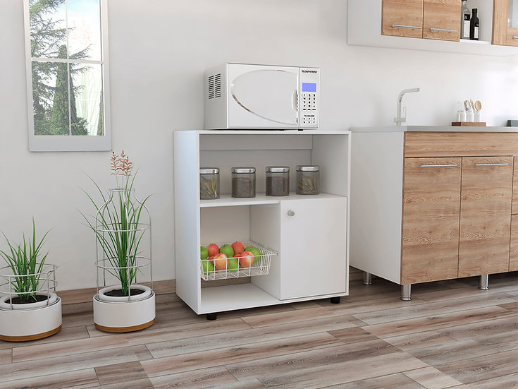 Austria (Microwave Cabinet)