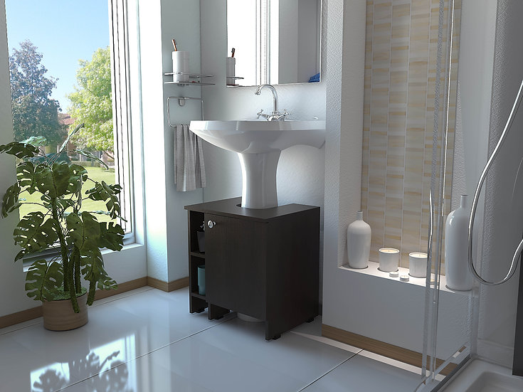 Basic (Bathroom's Furniture)