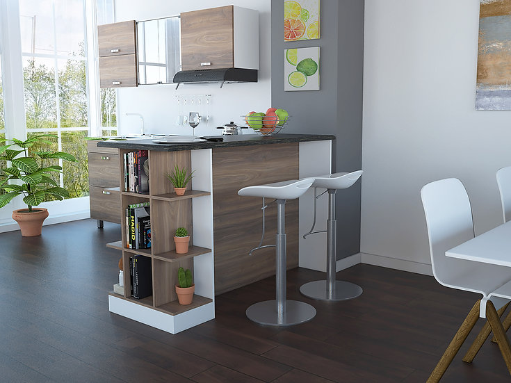 Auxiliary Kitchen Bar Table