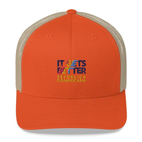 It Gets Better RD-Trucker Cap