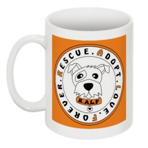 RALF mug