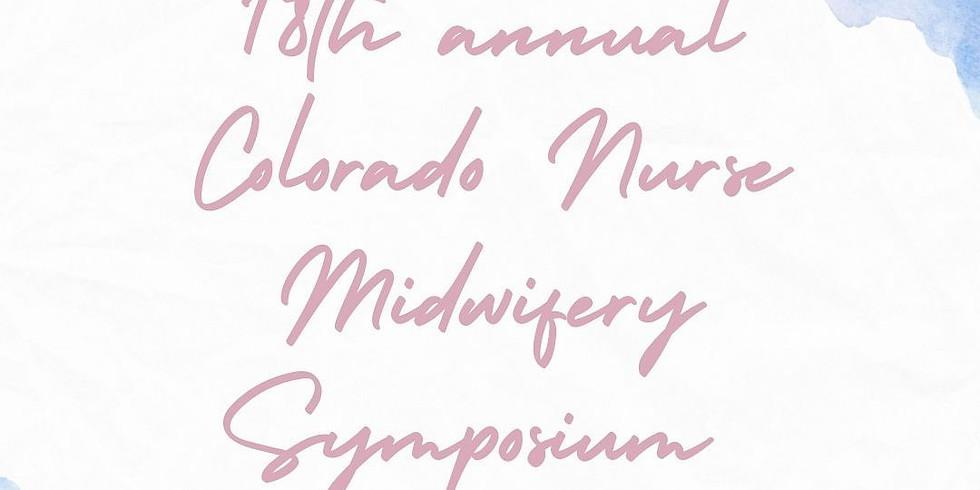 18th Annual Colorado Nurse Midwifery Symposium