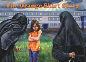 Phyllis's Jack's story behind Orange Shirt Day