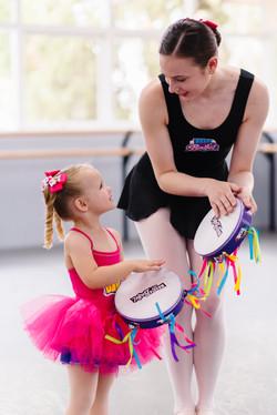 Ready Set Ballet Promo 25