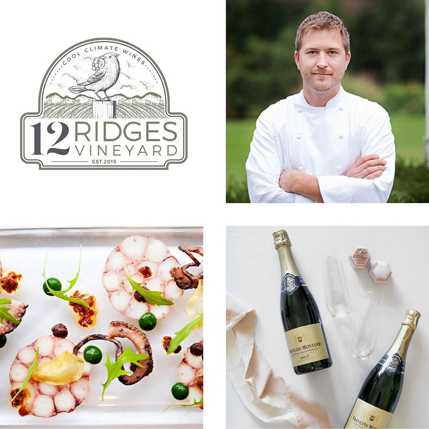 Holiday Wine Pairing Dinner with Chef David Dunlap