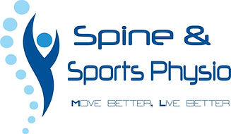 Spine and Sport logo