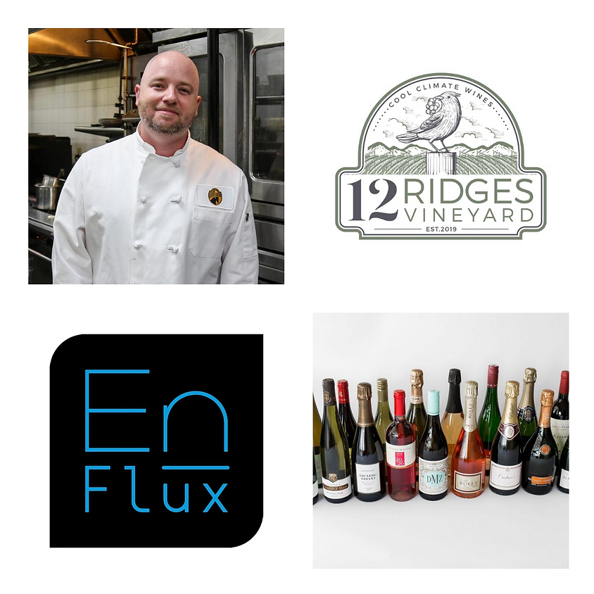 Wine Pairing Dinner with Chef Troy Sheller