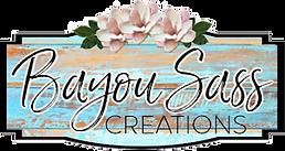 Bayou Sass Creations logo.png