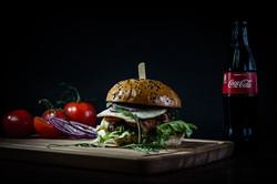 Burger ve Znojmě