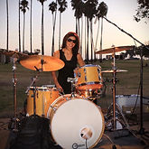 Luisa Morgan drummer beach buzzards.jpg
