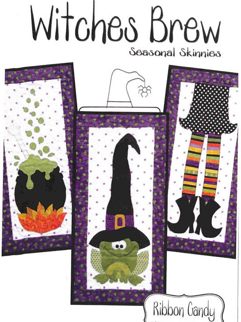 Witches Brew Pattern