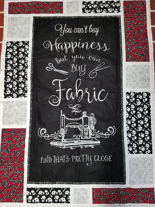 Happiness if Fabric Kit