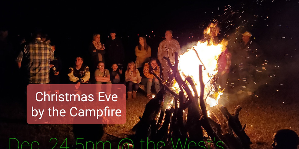 Christmas Eve by the Campfire
