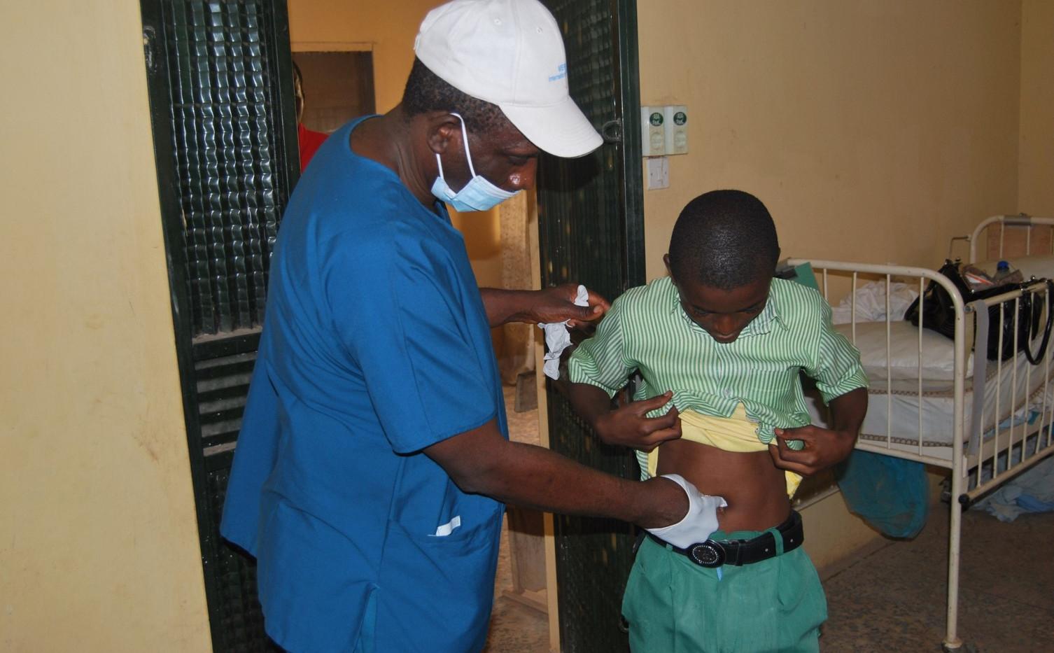 Medical Mission 2013