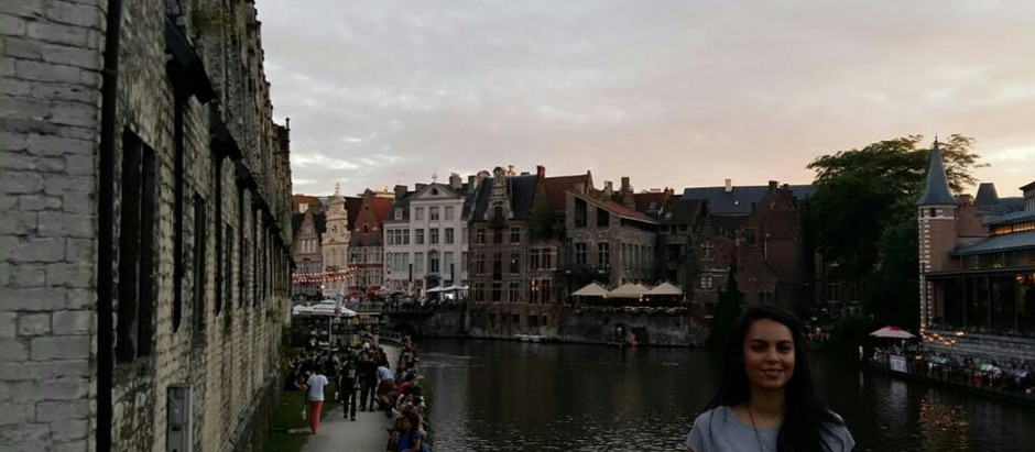 Experiences of our PhD students in Belgium