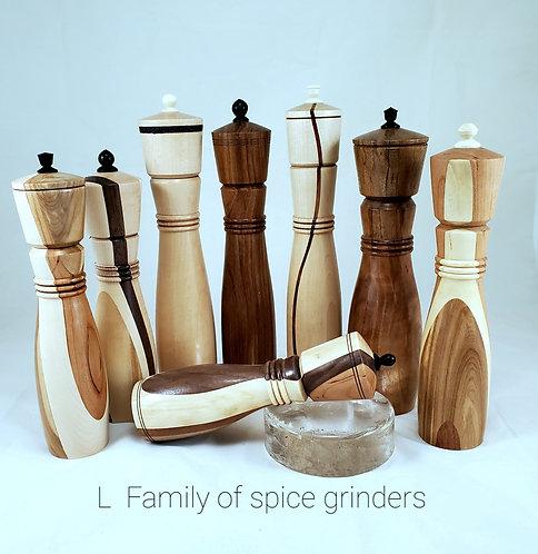 Spice Crush Mills