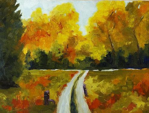 Mellow Yellow - Rhonda Rasmussen