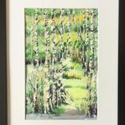 A Meadow Walk-Helen Croissant