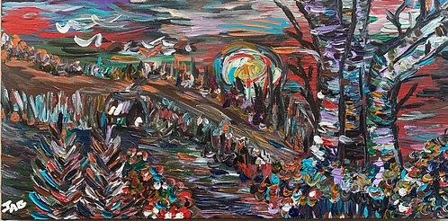 The Way Home - Janelle Gosselin