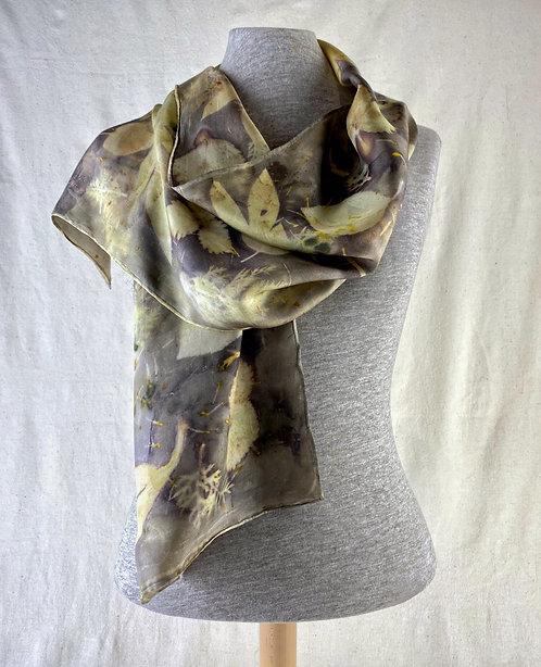 Botanical Print Scarf - Rachel Mardell