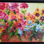 Floral Splendor-Rhonda Rasmussen