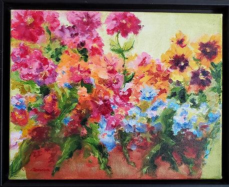 Floral Splendor - Rhonda Rasmussen