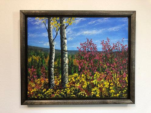 Forest Hilltop - Annette Henbid