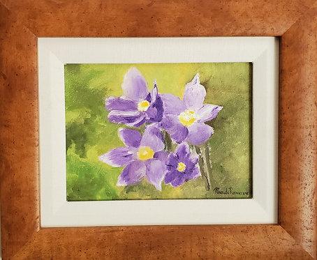 Spring Beauties - Rhonda Rasmussen