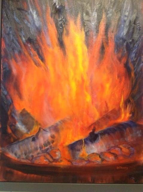 Firelight - Bonnie Denny