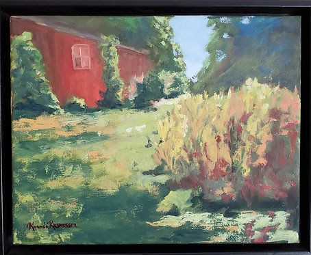 Garden Path - Rhonda Rasmussen
