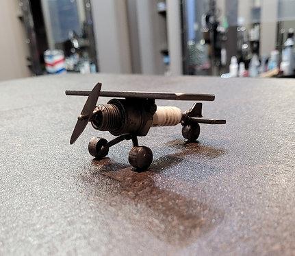 Spark plug plane - Jaret Mayer