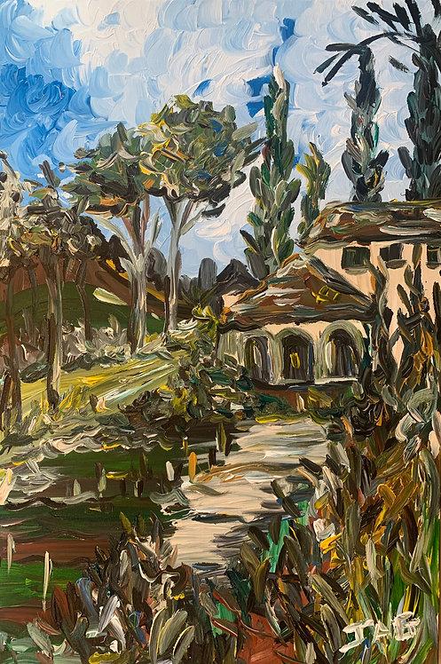 Ramblings of Tuscany - Janelle Gosselin