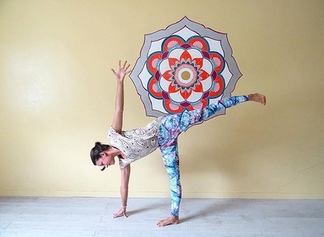 So kam ich zum Yoga