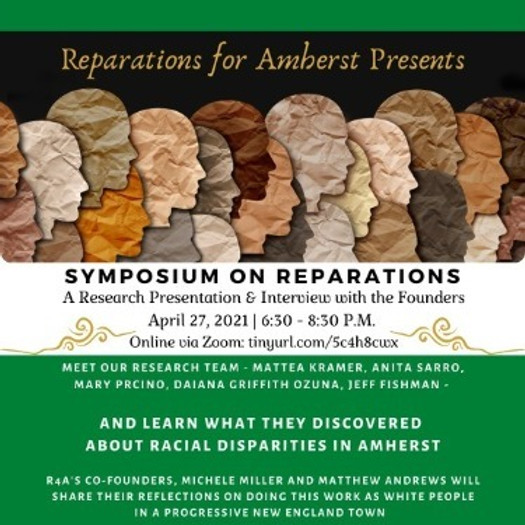 Symposium On Reparations